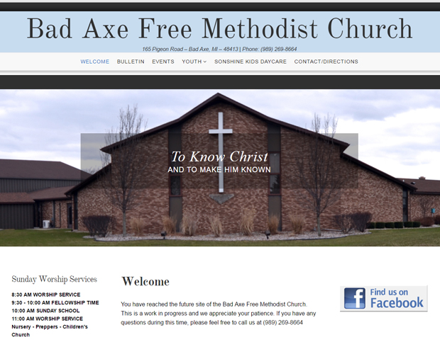 Bad Axe Free Methodist Church