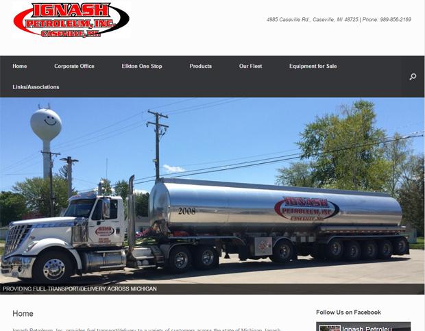 Ignash Petroleum, Inc.