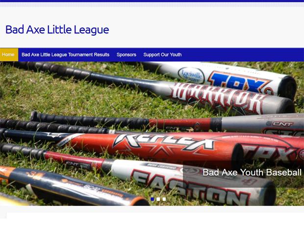 Bad Axe Little League