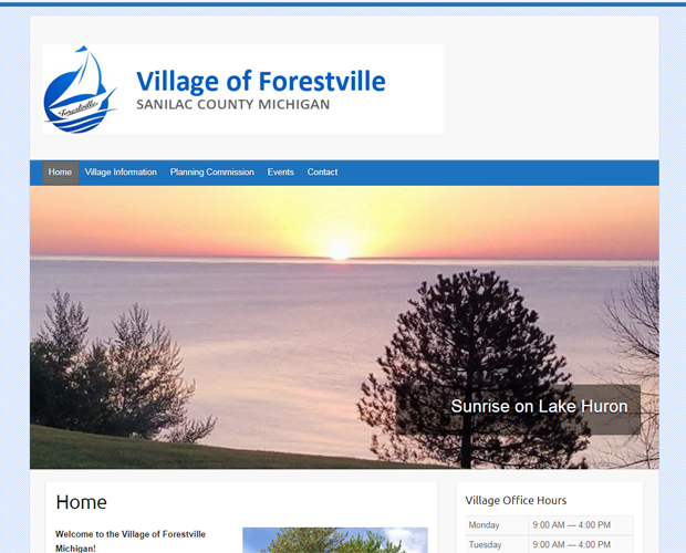 Village of Forestville