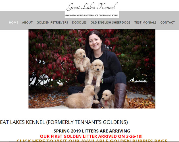 Great Lakes Kennel