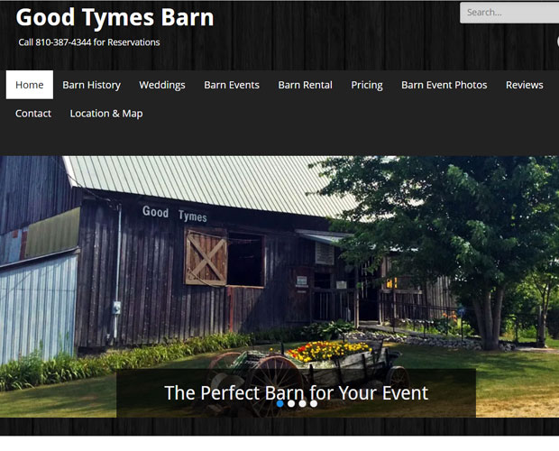 Good Tymes Barn