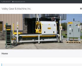 Valley Gear & Machine, Inc.