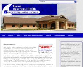 Huron Behavioral Health