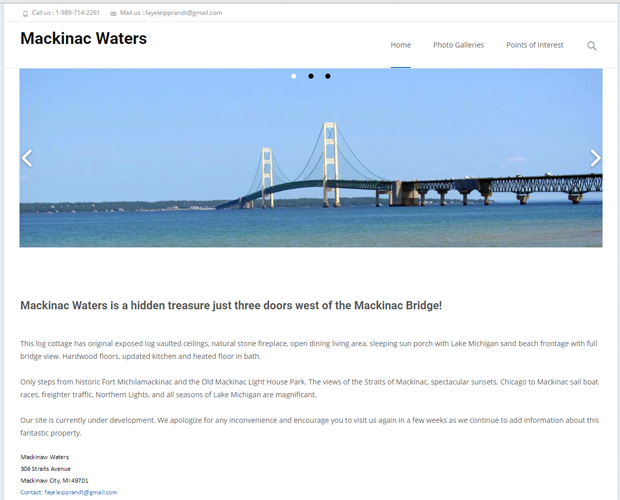 Mackinac Waters