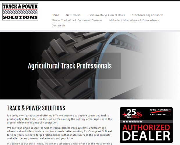 Track & Power Solutions